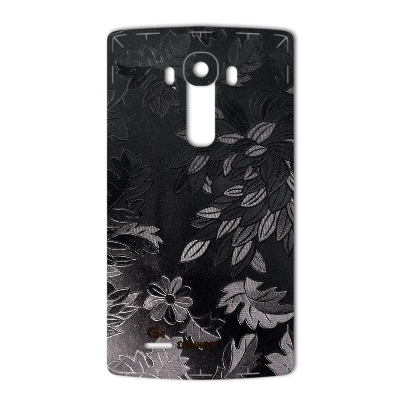 برچسب پوششی ماهوت مدل Wild-flower Texture مناسب برای گوشی  LG G4