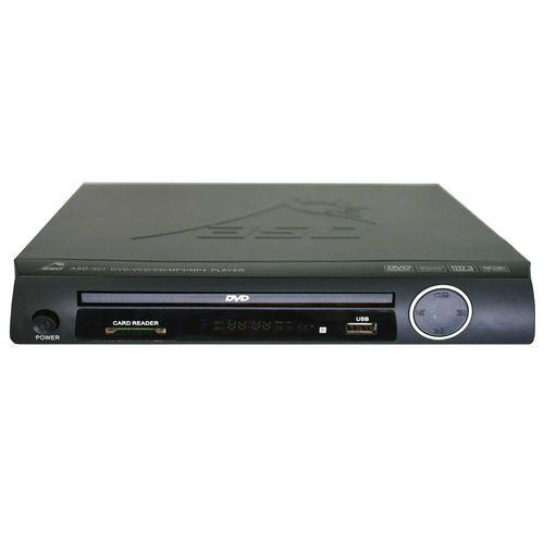 پخش کننده دی وی دی ای اس دی مدل ASD-307