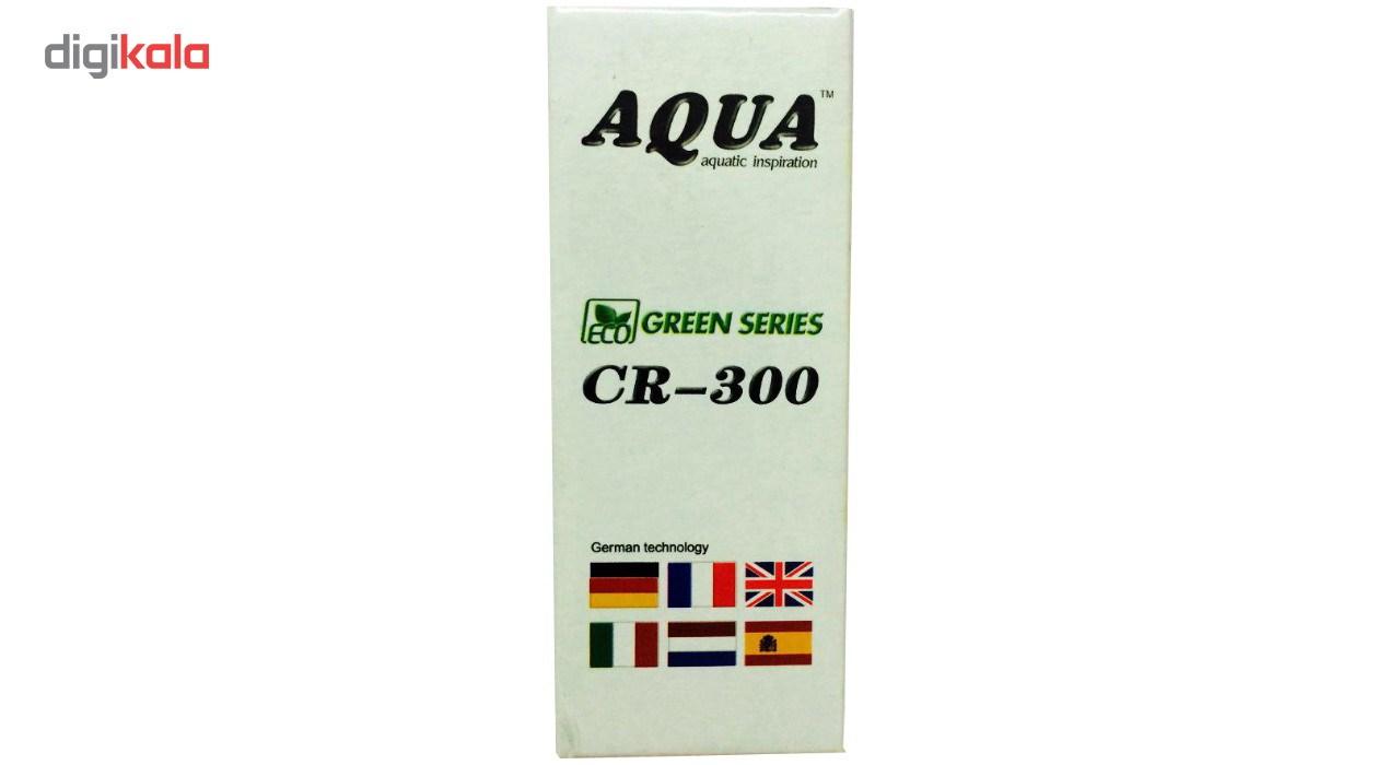 سرامیک آکواریوم آکوا مدل CR-300 بسته 300 گرمی