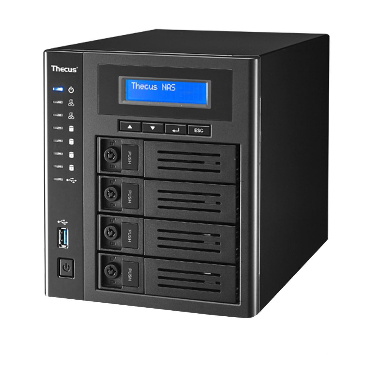 ذخیره ساز تحت شبکه دکاس مدل N4810