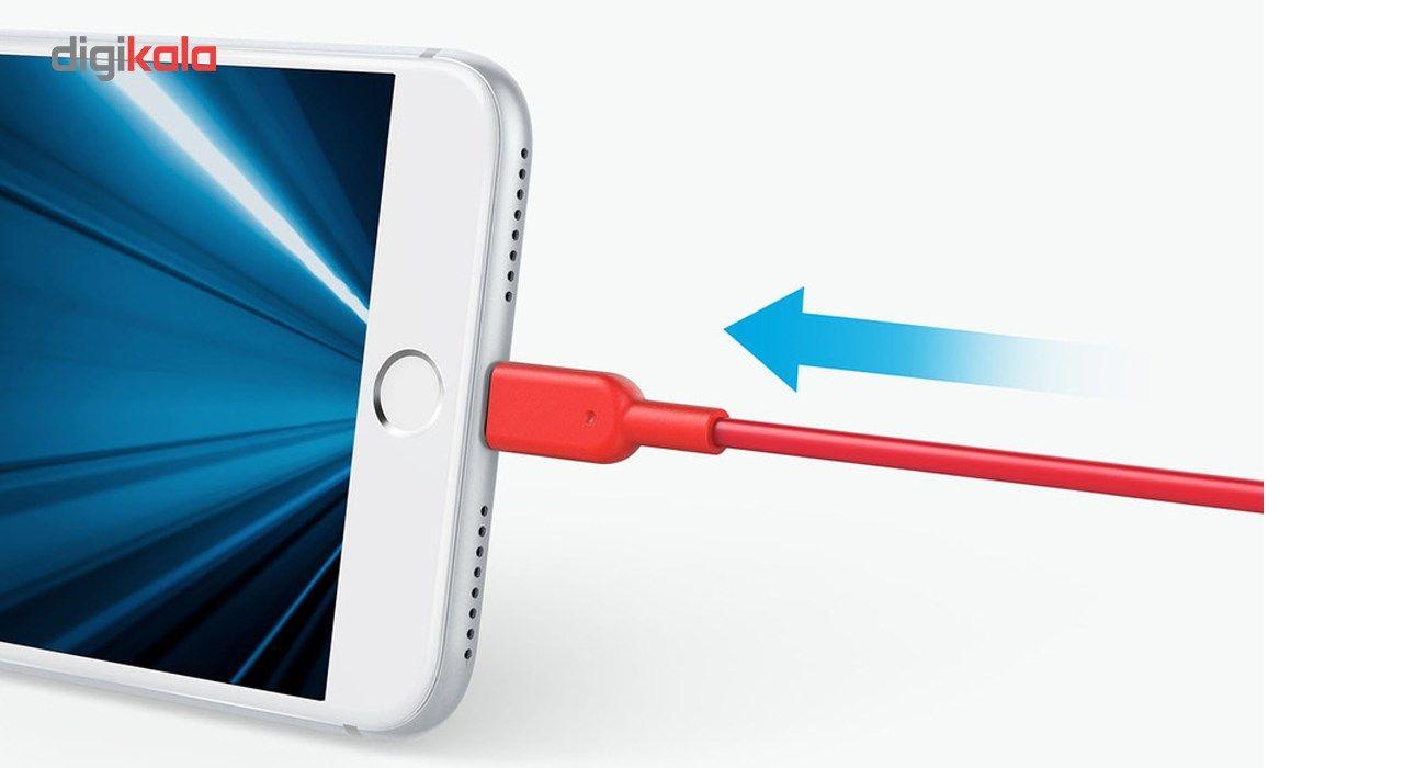 کابل تبدیل USB به لایتنینگ انکر مدل A8432 طول 0.9 متر main 1 6