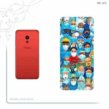 کاور آی فیس مدل Mall مناسب برای گوشی موبایل سامسونگ Galaxy J5 Prime
