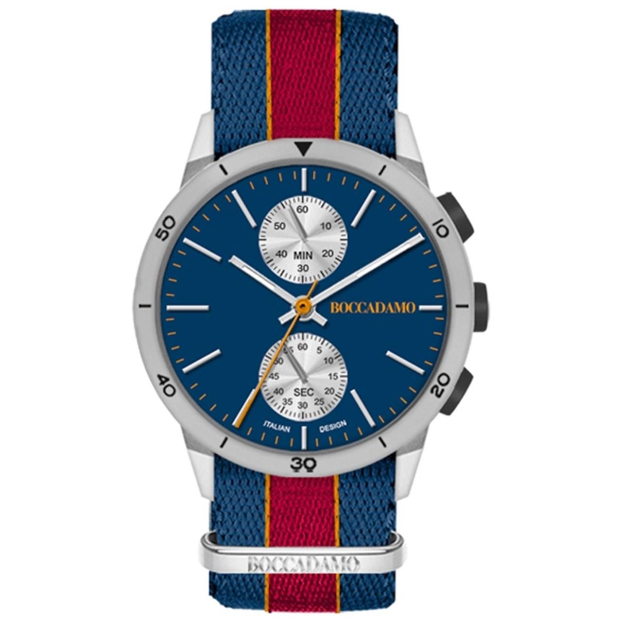 ساعت مچی عقربه ای مردانه بوکادامو مدل RGNV011