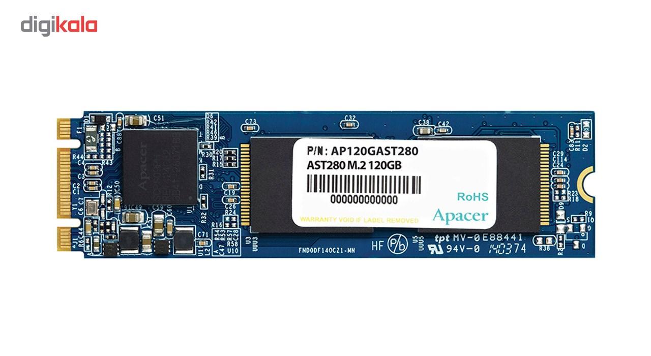 اس اس دی اینترنال  M.2 2280 اپیسر مدل AST280 ظرفیت 240 گیگابایت