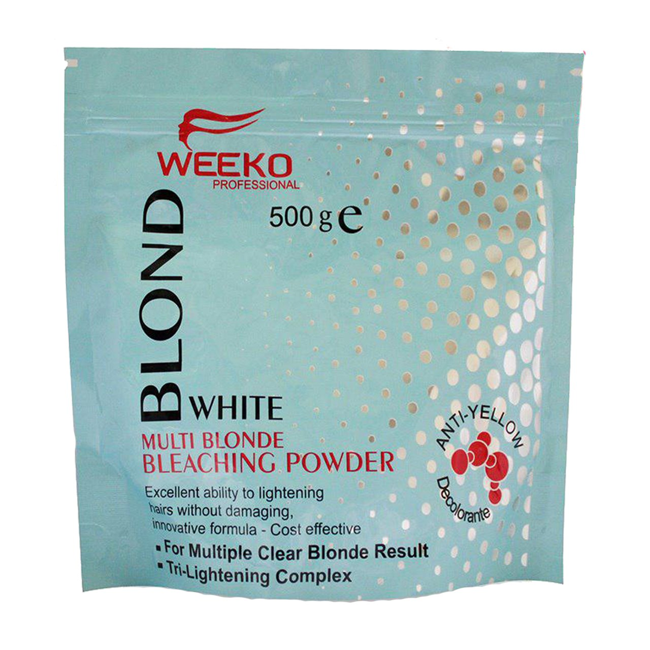 پودر دکلره ویکو مدل Blond White مقدار 500 گرم