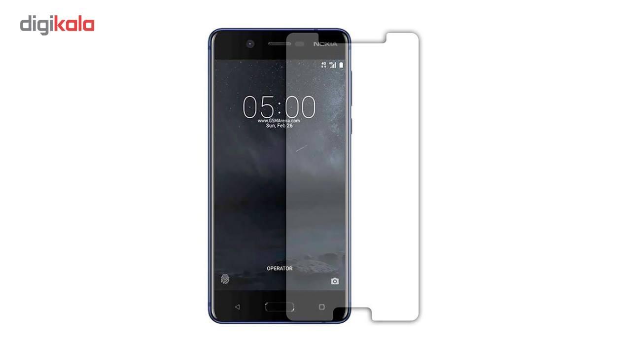 محافظ صفحه نمایش شیشه ای کوالا مدل Tempered مناسب برای گوشی موبایل نوکیا 5 main 1 3