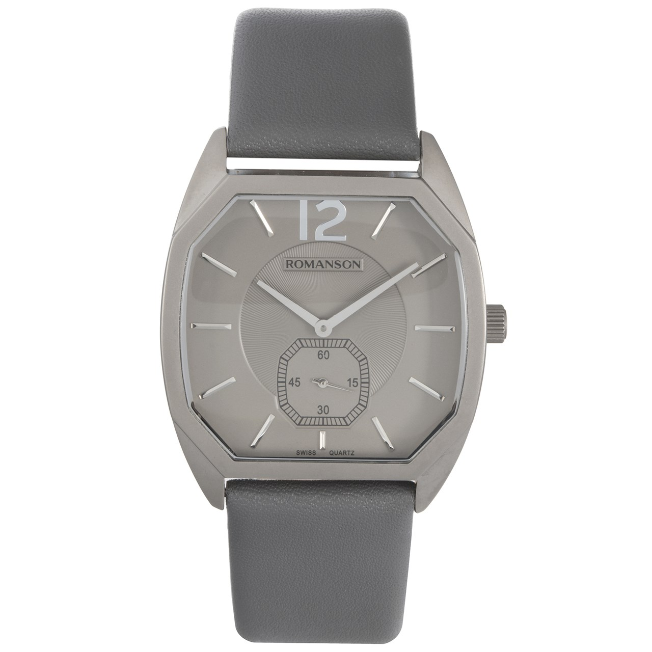 ساعت مچی عقربه ای مردانه رومانسون مدل TL1247MM1WAA2W 4