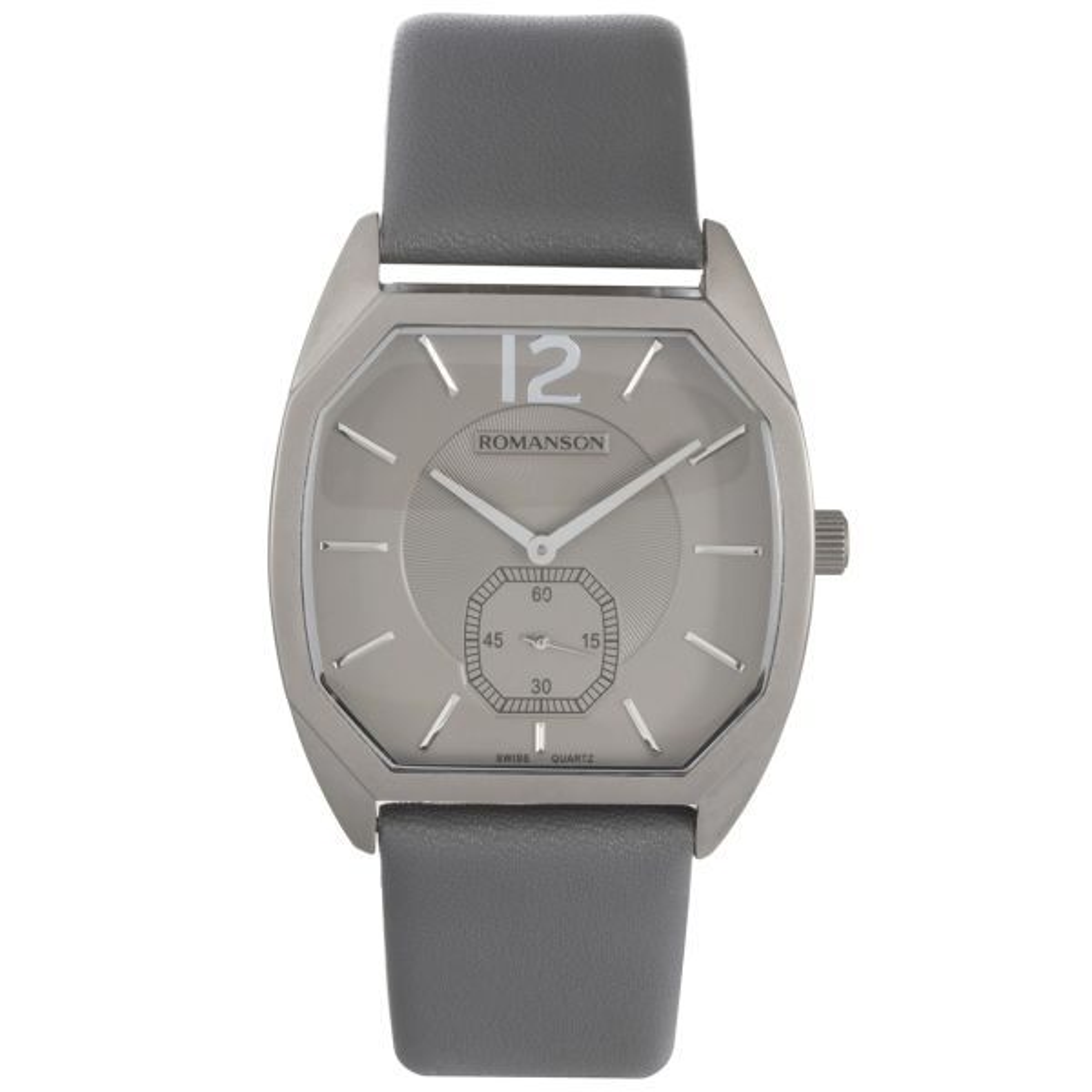 ساعت مچی عقربه ای مردانه رومانسون مدل TL1247MM1WAA2W