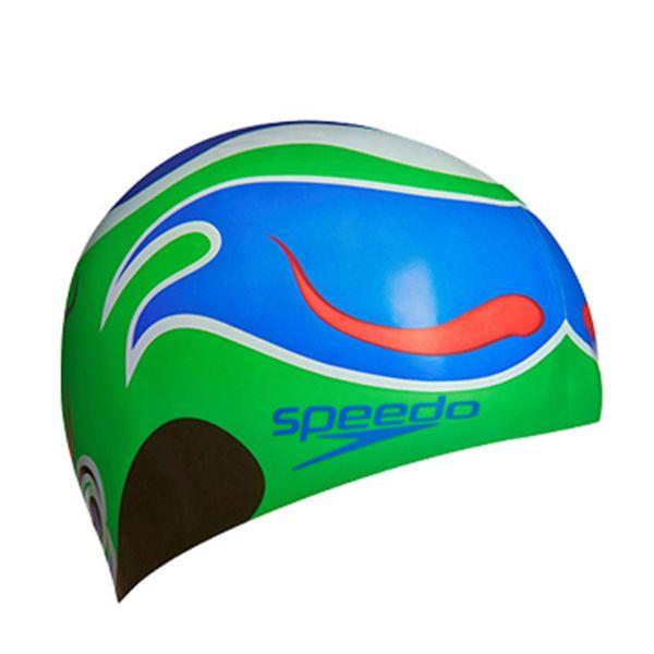 کلاه شنا اسپیدو مدل Slogan 2