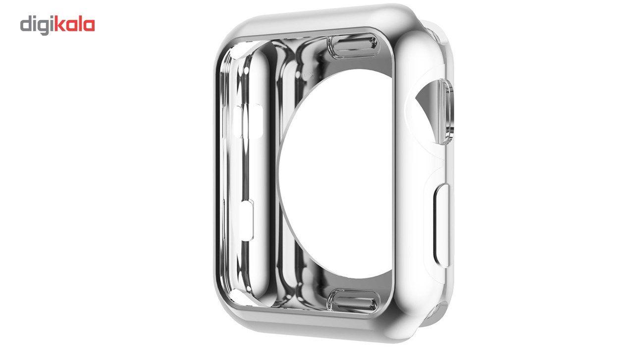 کاور اپل واچ کوتچی مدل Tpu Caseمناسب برای اپل واچ 42mm main 1 1