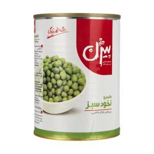 کنسرو نخود سبز بیژن - 380 گرم