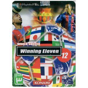 بازی Winning Eleven 12  مخصوص PS2
