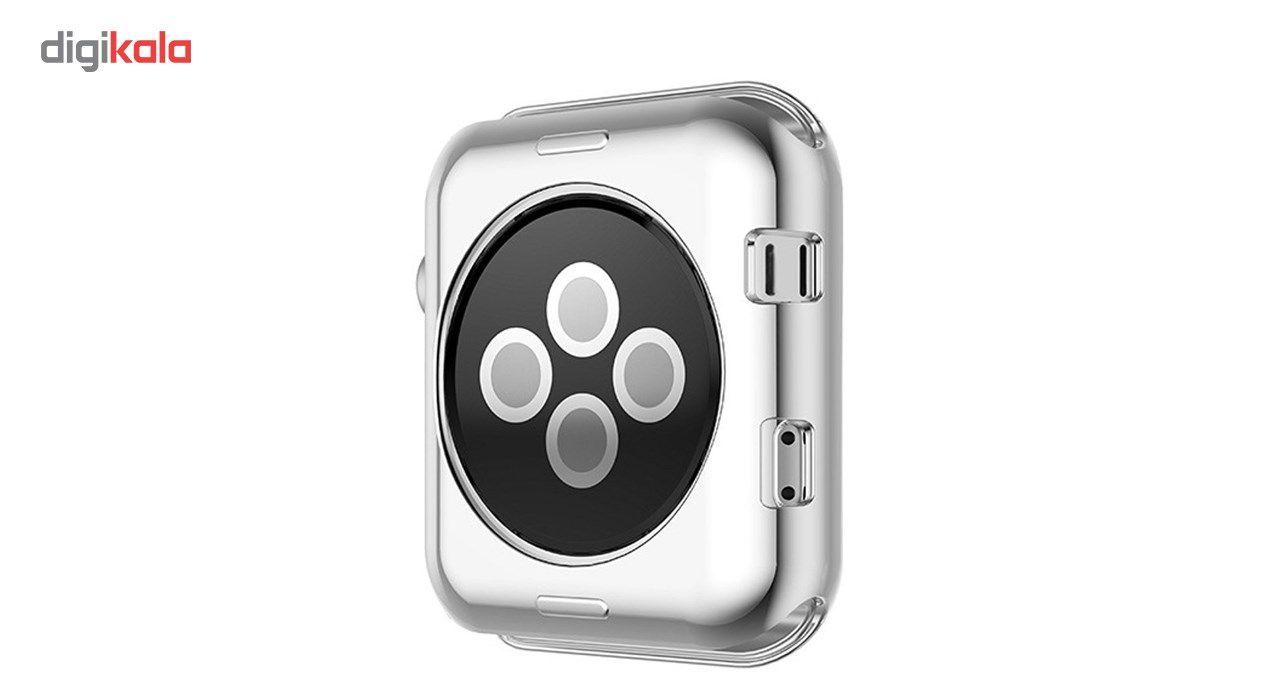 کاور اپل واچ کوتچی مدل Tpu Caseمناسب برای اپل واچ 42mm main 1 2