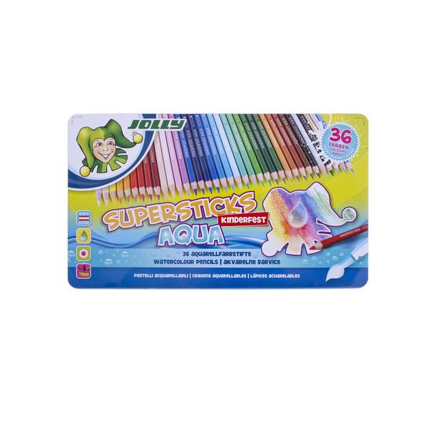مداد رنگی 36 رنگ جولی مدل 0003-3001