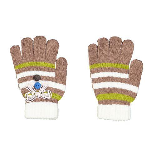 دستکش دخترانه پی جامه مدل 3-301 مناسب برای 4 تا 7 سال