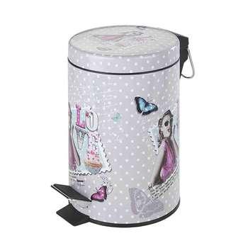 سطل زباله پدالی ونکو مدل Jessie Jess گنجایش 3 لیتر