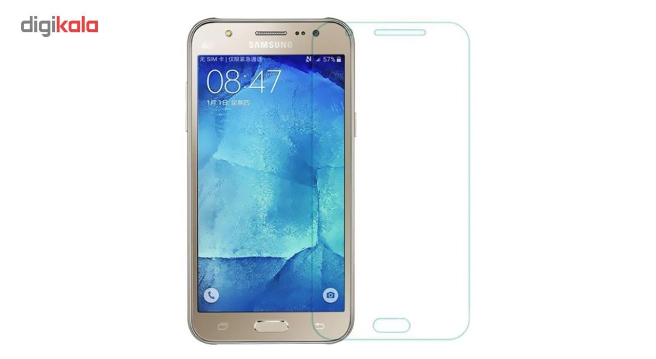 محافظ صفحه نمایش شیشه ای کوالا مدل Tempered مناسب برای گوشی موبایل سامسونگ Galaxy J5 2015 main 1 2