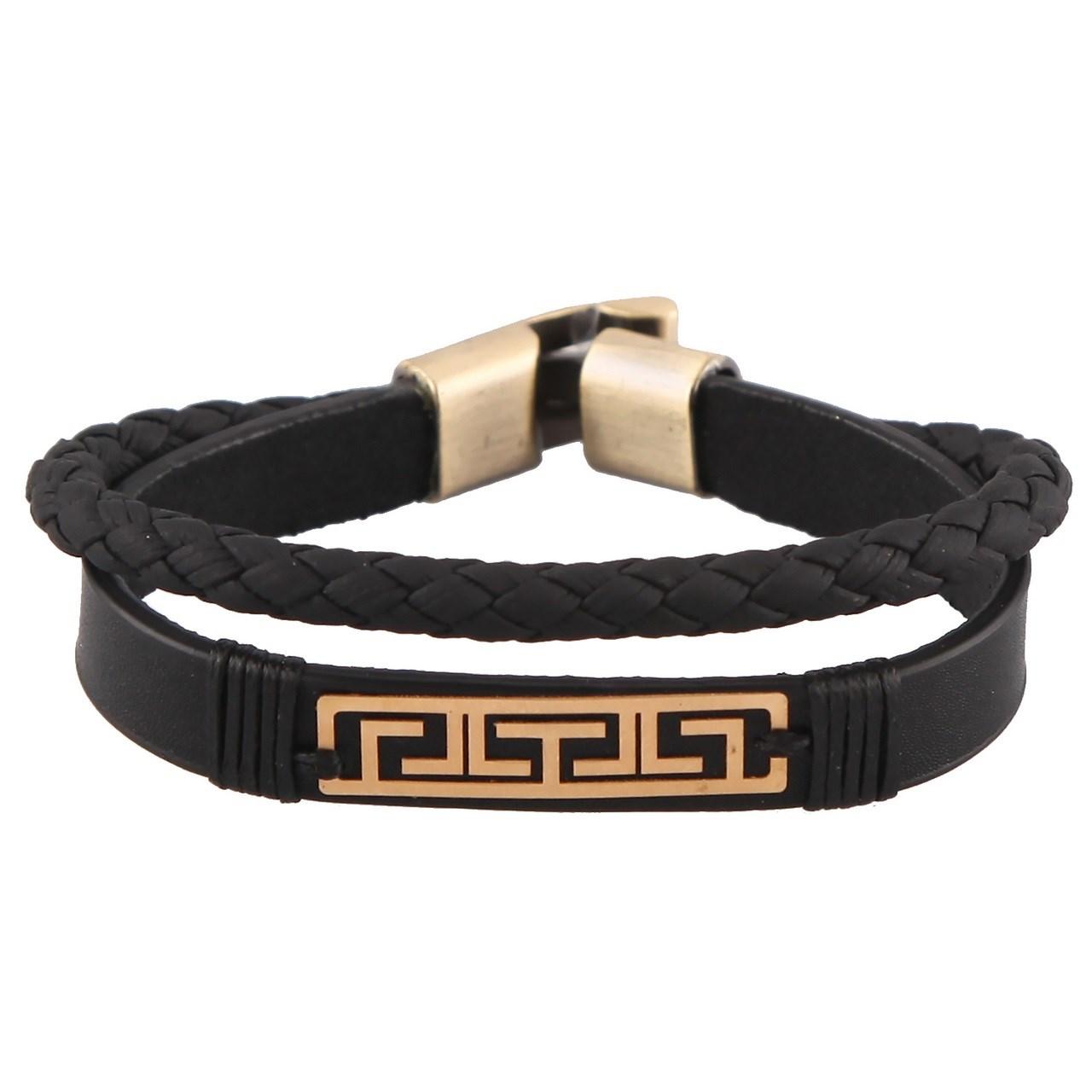 قیمت دستبند طلا 18 عیار کابوک کد 175045