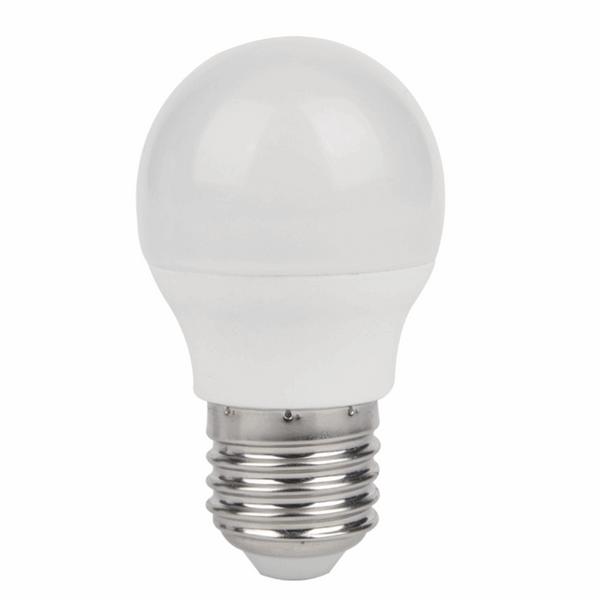 لامپ ال ای دی 5 وات افراتاب مدل G45 پایه E27 بسته 5 عددی