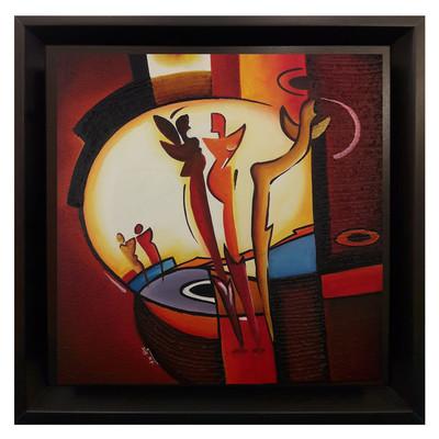 Photo of تابلو نقاشی نگارین گالری کد N-40.40-22