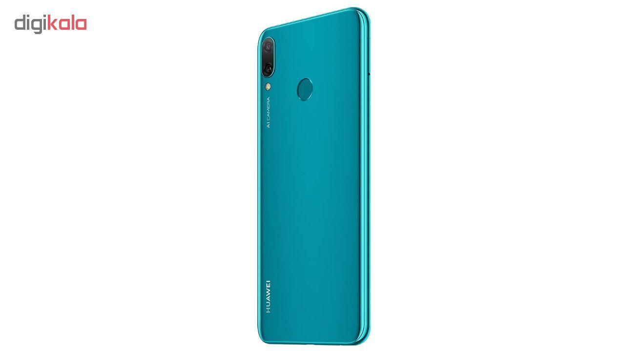 گوشی موبایل هوآوی مدل Y9 2019 JKM-LX1 دو سیم کارت ظرفیت 64 گیگابایت و رم 4 گیگابایت بههمراه شارژر همراه تسکو مدل TP 842N ظرفیت 10000 میلیآمپرساعت main 1 7
