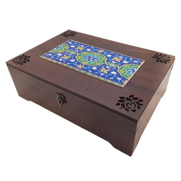 جعبه چای کیسه ای عشقی مدل سوگند