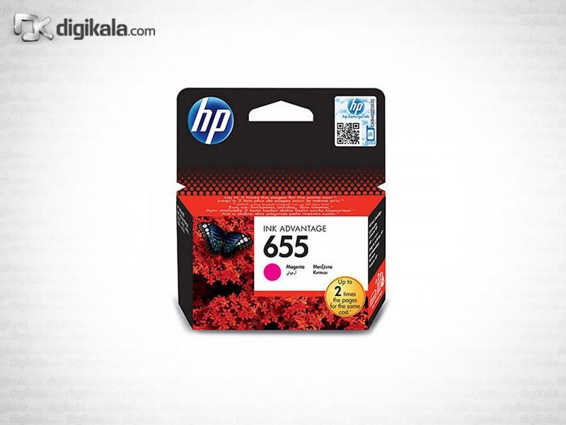 قیمت                      کارتریج قرمز اچ پی 655
