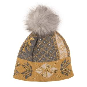 کلاه بافتنی زنانه مونته مدل 04