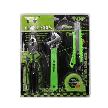 مجموعه 4 عددی ابزار فرید تولز  مدل top pilers