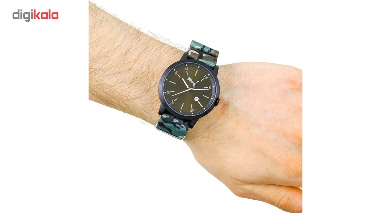 ساعت مچی عقربه ای مردانه پوما مدل PU104231004