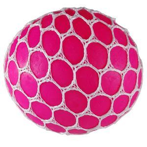 توپ بازی ضد استرس مدل White Mesh Squish Ball
