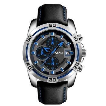 ساعت مچی عقربه ای مردانه اسکمی مدل 9156 کد 01