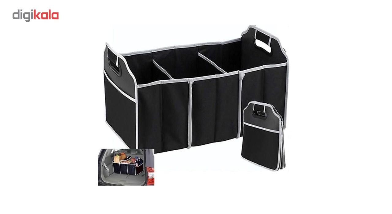 جعبه نظم دهنده صندوق عقب خودرو مدل Car Boot
