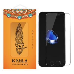 محافظ صفحه نمایش شیشه ای کوالا مدل Tempered مناسب برای گوشی موبایل اپل آیفون 7/8