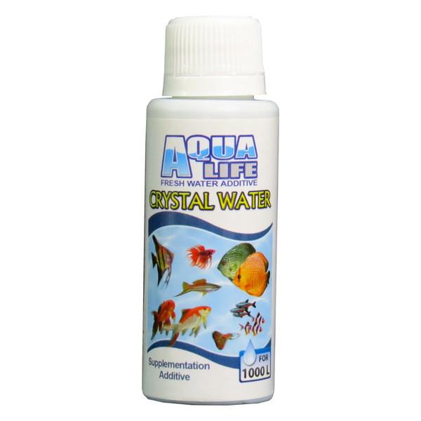 محلول آکواریوم آکوالایف مدل شفاف کننده آب حجم 100 میلی لیتر