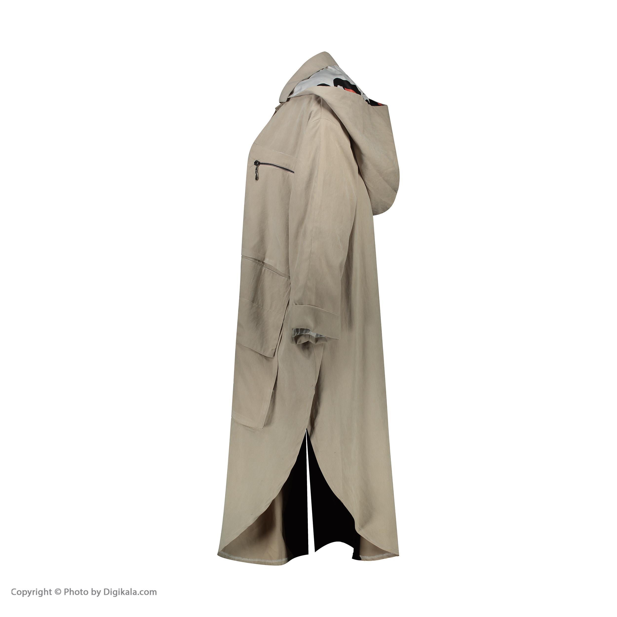 کاپشن زنانه وینکلر مدل W0614011RC