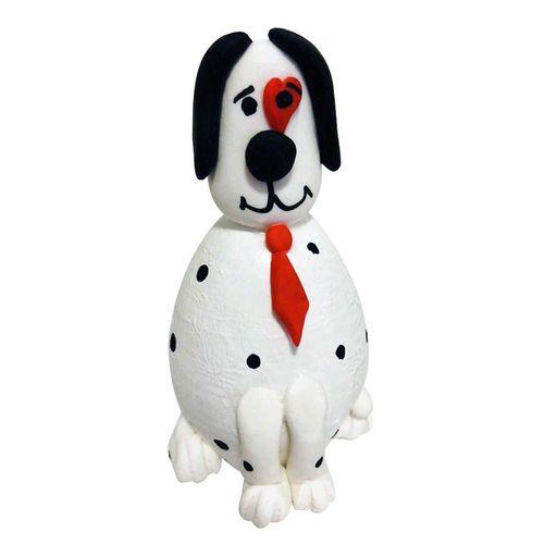 تخم مرغ تزیینی هفت سین مدل سگ
