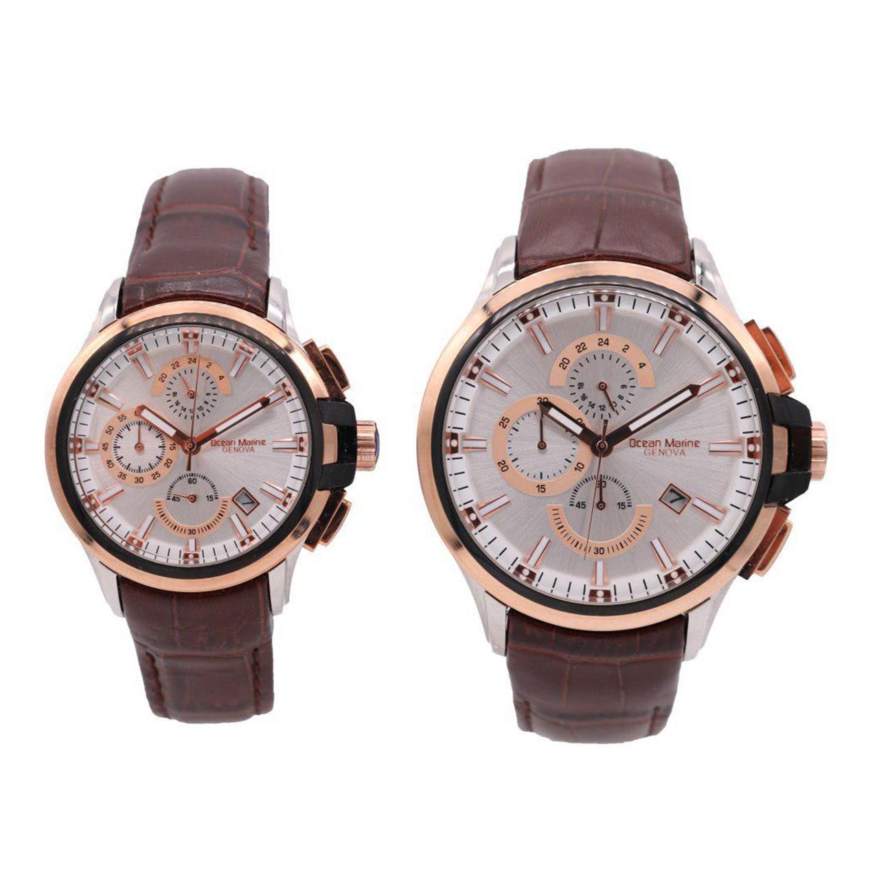 ساعت ست مردانه و زنانه اوشن مارین مدل Z-318Gc1 و Z-318Lc1 50