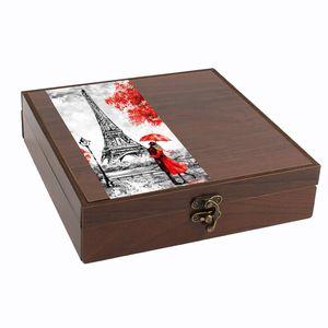 جعبه چای کیسه ای تهران گرافیک مدل JT3040