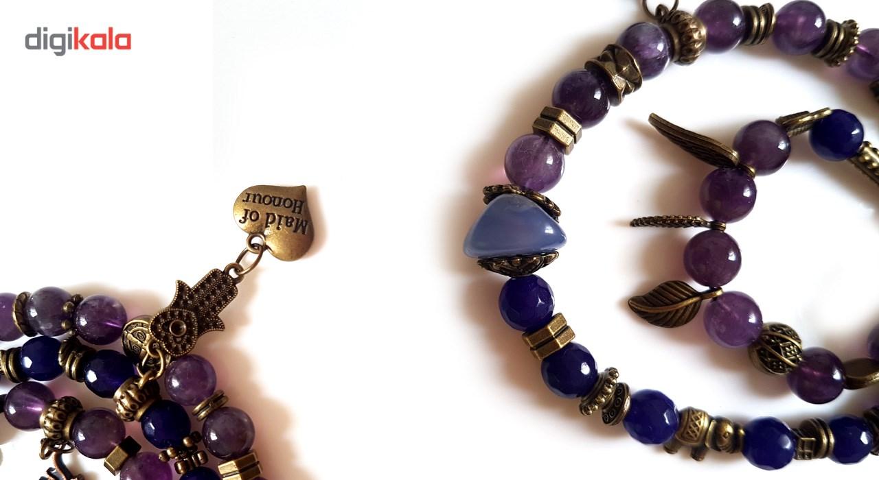 دستبند گالری میشکا مدل آمیتیس  Mishka Gallery Amitis Bracelet