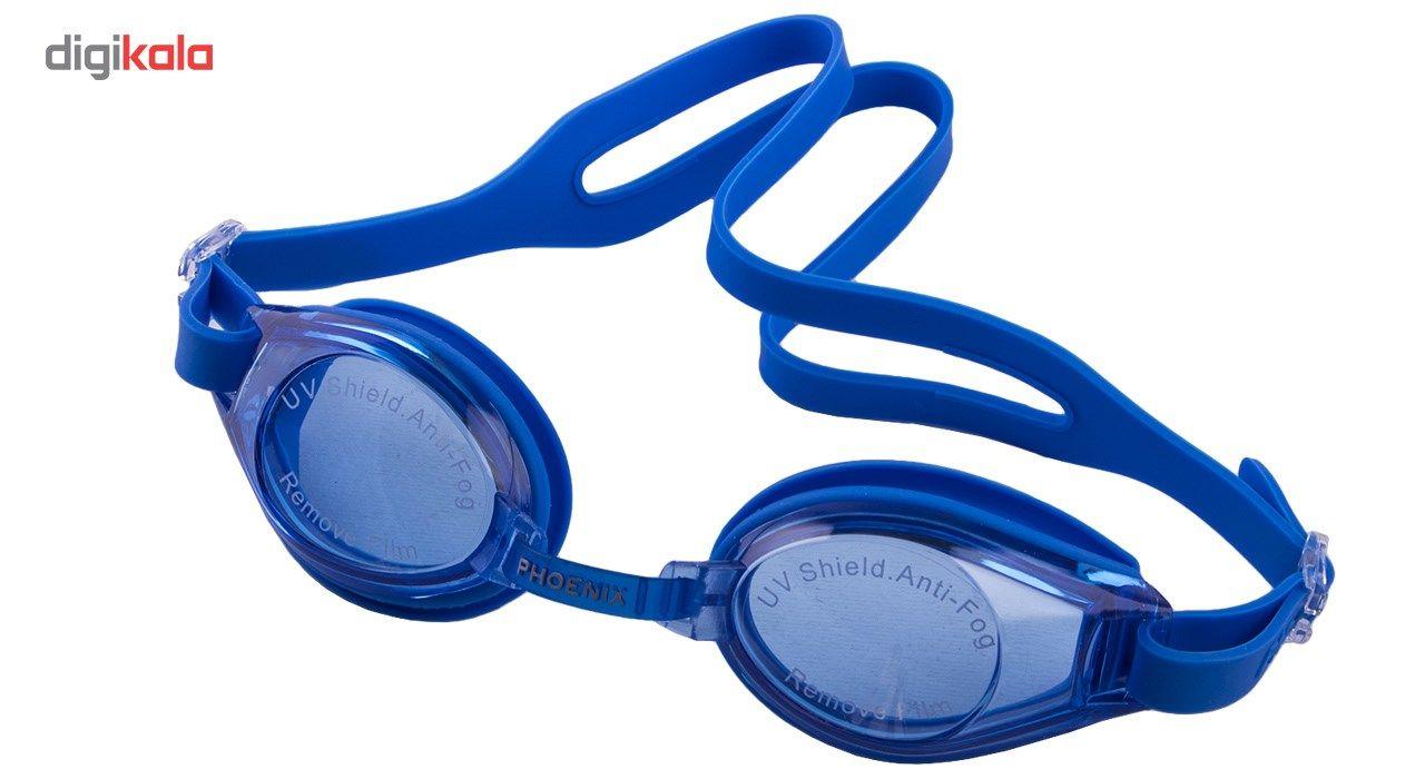 عینک شنا فونیکس مدل 05 main 1 1
