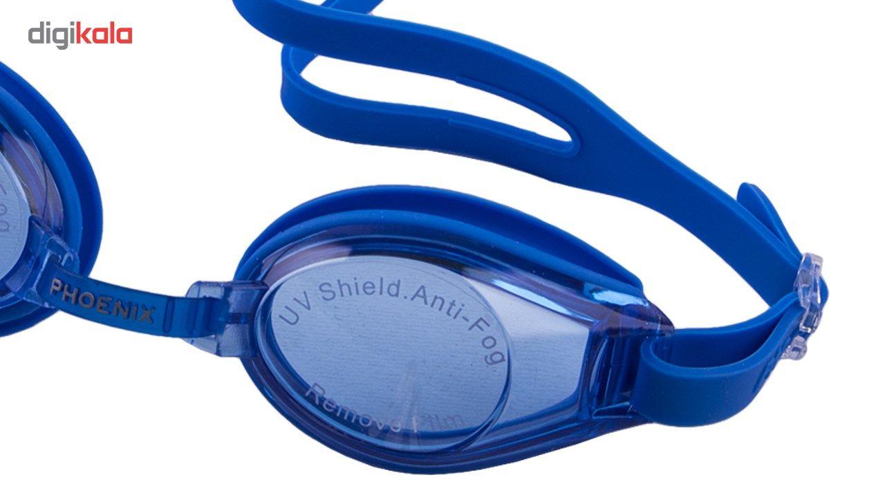 عینک شنا فونیکس مدل 05 main 1 2