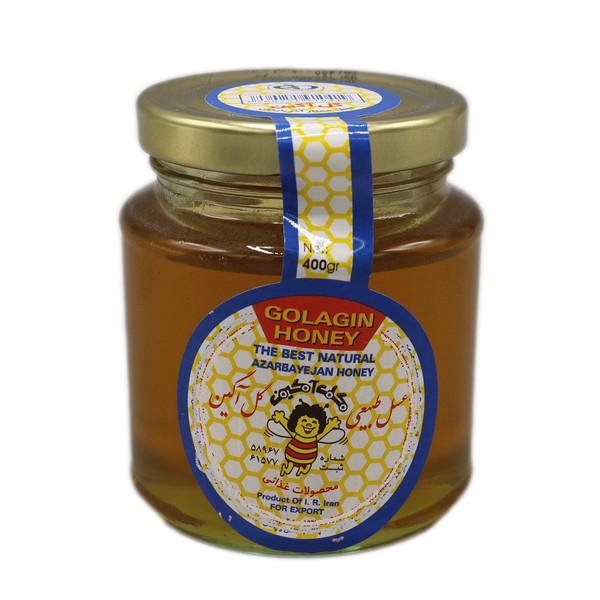 عسل گل آگین - 400 گرم