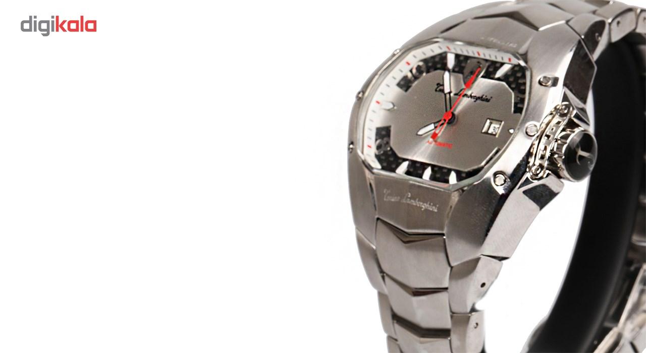 ساعت مچی عقربه ای مردانه تونینو لامبورگینی مدل TL-GT1 930 S
