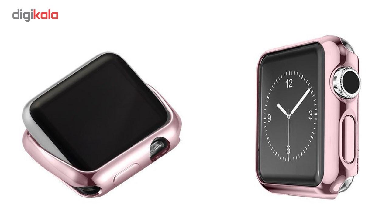 کاور اپل واچ کوتچی مدل Tpu Caseمناسب برای اپل واچ 42mm main 1 14