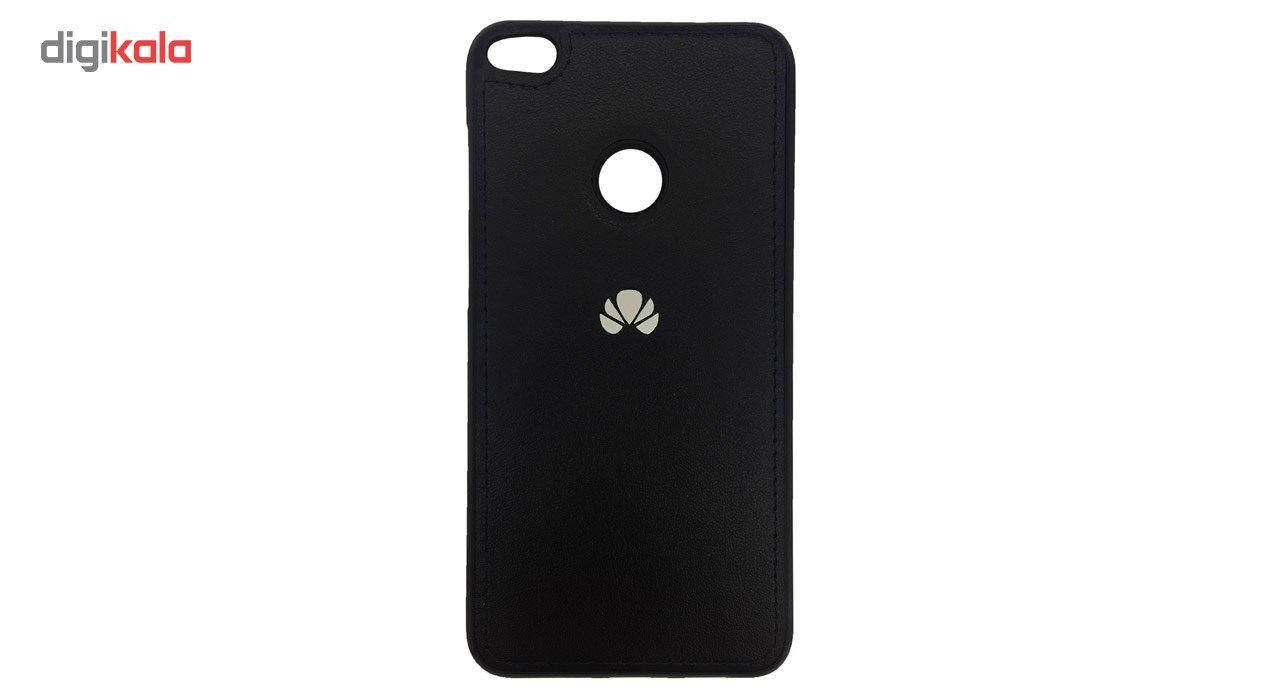 کاور ژله ای طرح چرم مناسب برای گوشی موبایل Huawei Honor 8 Lite main 1 1