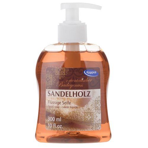 صابون مایع کاپوس مدل Sandel Wood حجم 300 میلی لیتر