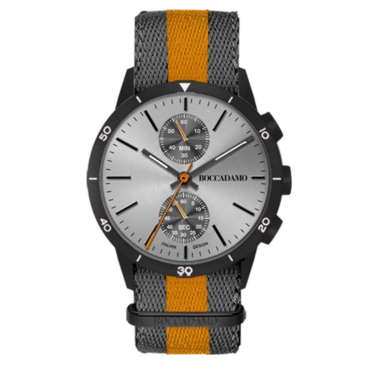 ساعت مچی عقربه ای مردانه بوکادامو مدل RGNV017