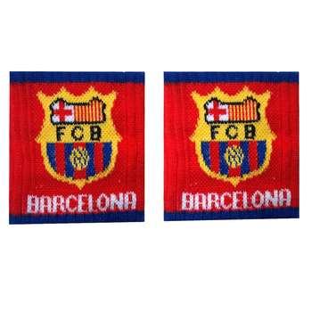 مچ بند ورزشی مدل بارسلونا بسته دو عددی