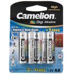 باتری قلمی کملیون مدل Digi Alkaline بسته 4 عددی thumb